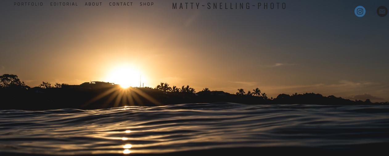 Matty Behind The Lens