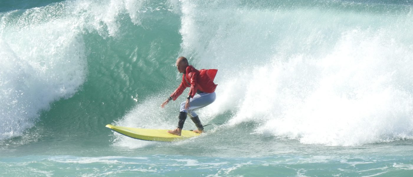 Swellboard Shootout: part 3. Surfing