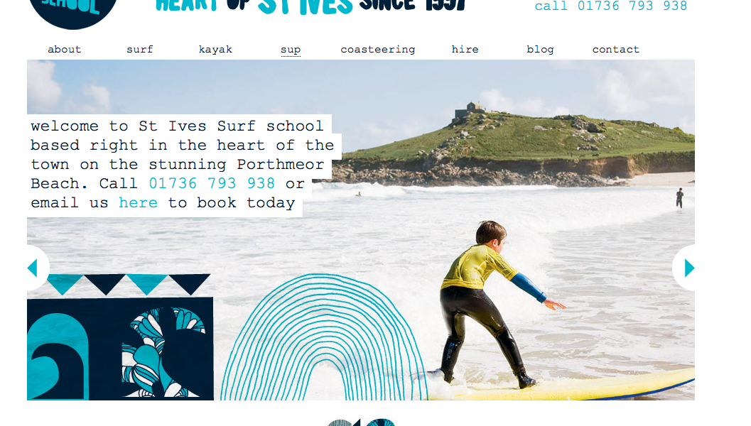 Thank You St Ives Surf School!