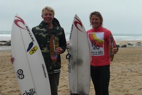 English National Surfing Championships 2014