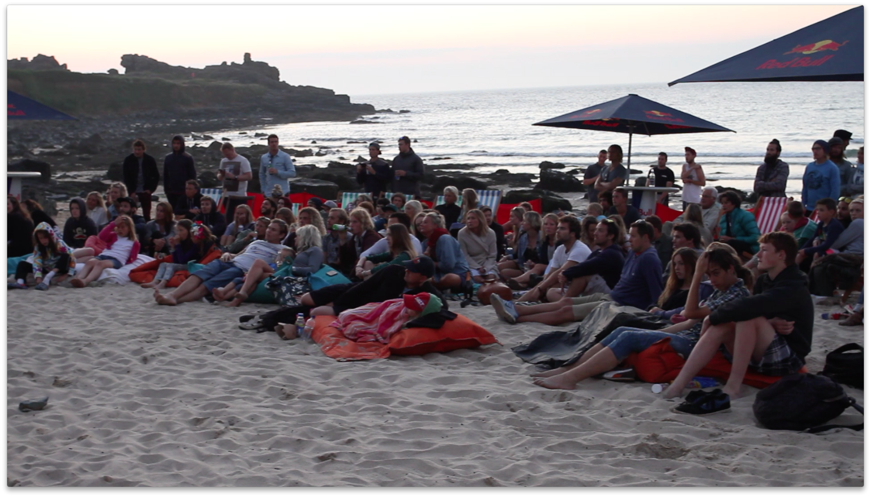 Red Bull Surf Cinema