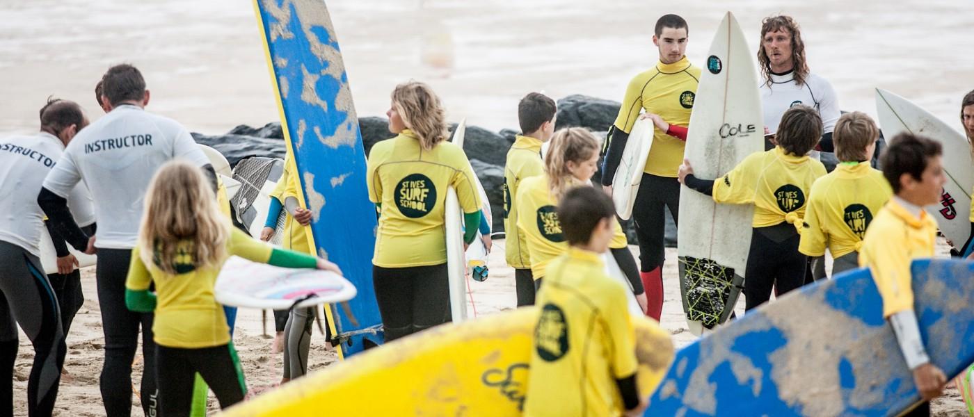 Saturday Surf Club (1st June 2014)