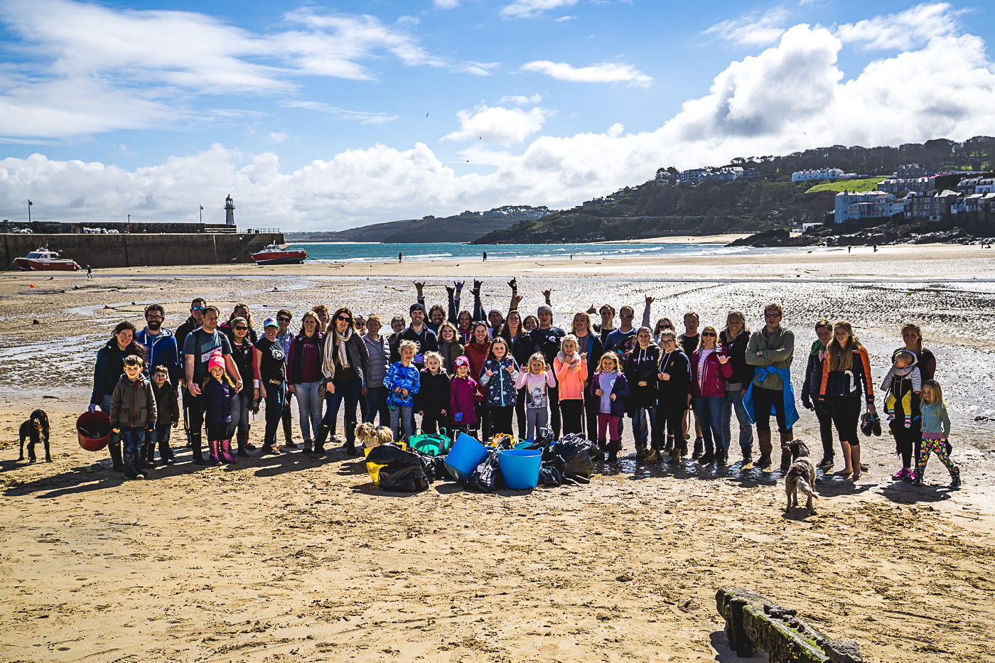 Big Spring Beach Clean 2017