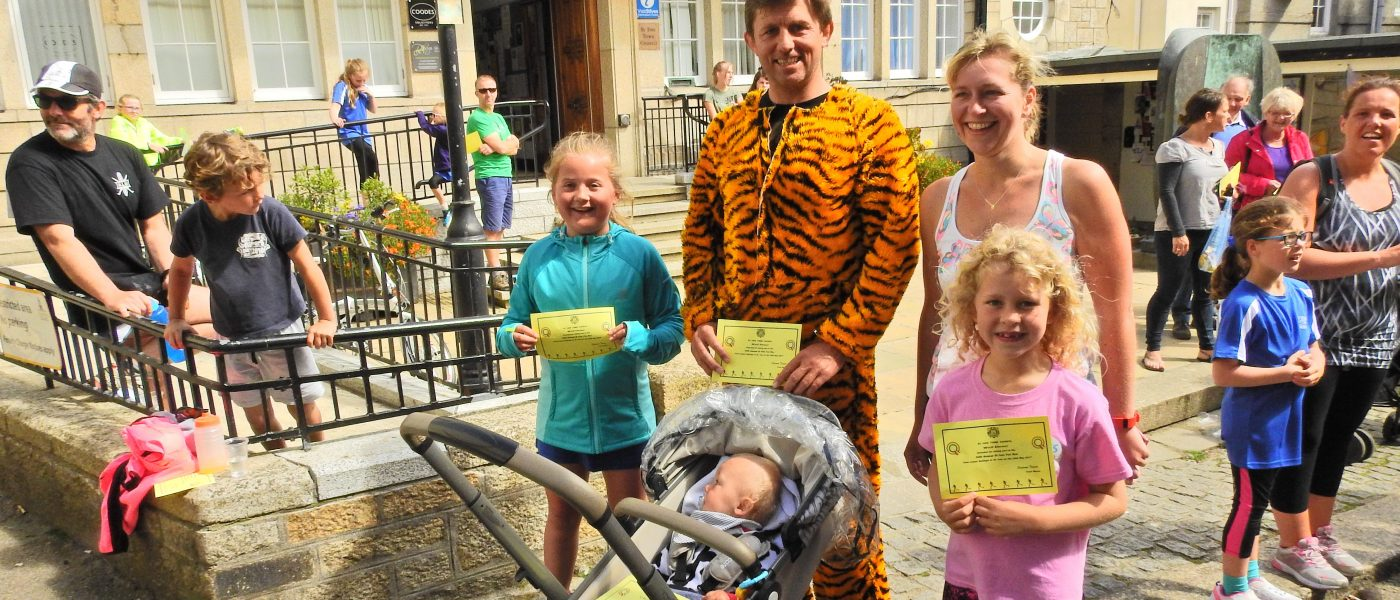 Lelant to St. Ives Fun Run 2017