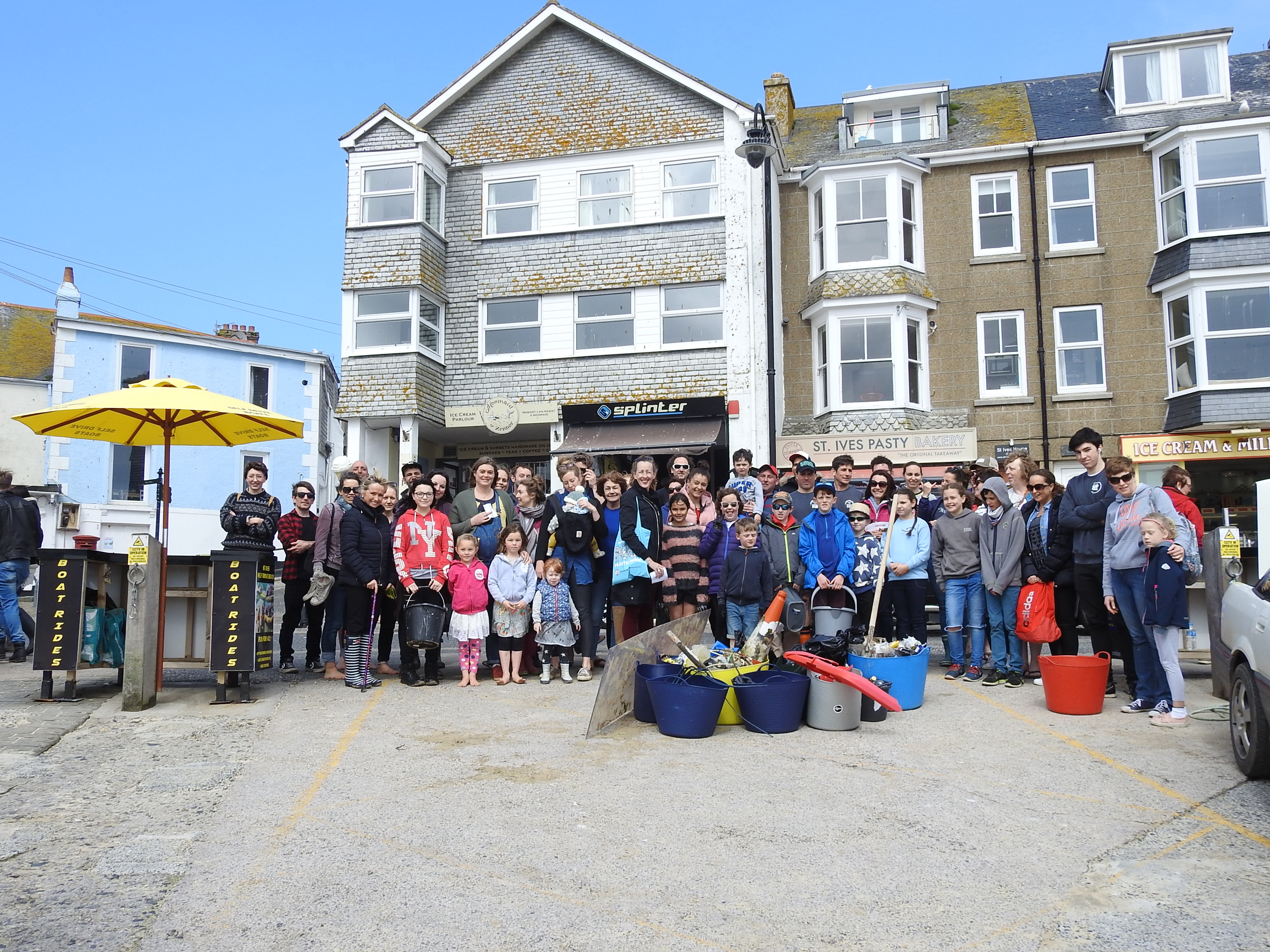 Big Spring Beach Clean 2018